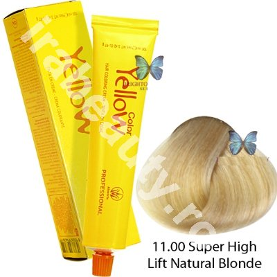Vopsea par yellow color 11.00