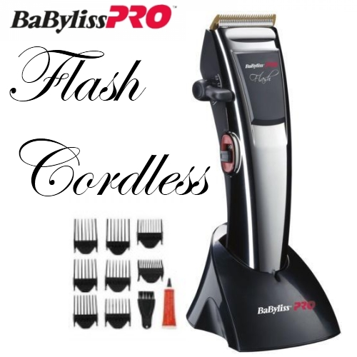 Masina de tuns Flash Cordless