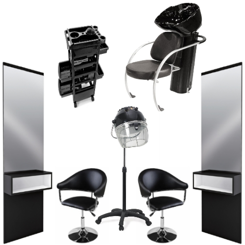 Dotare salon coafor City