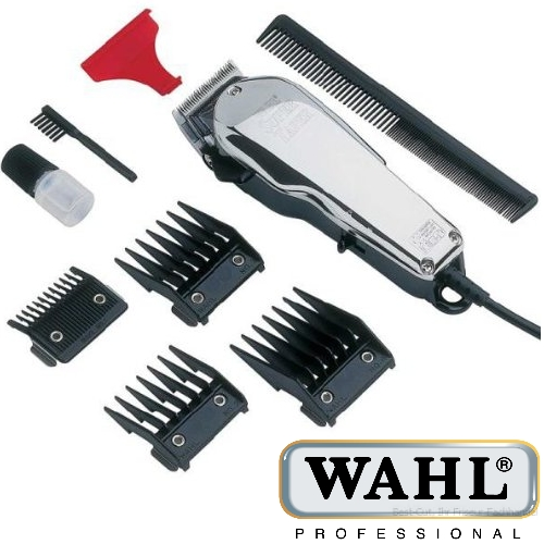 Masina de tuns Wahl Super Taper Chrome