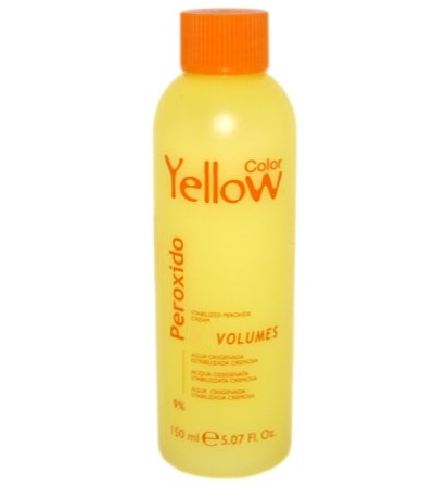 Oxidant yellow 10 volume 150ml
